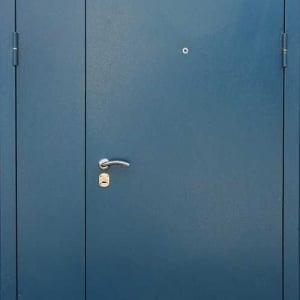 Двустворчатая дверь DR400