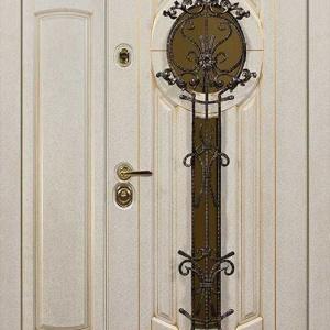 Двустворчатая дверь DR277
