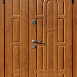 Двустворчатая дверь DR407